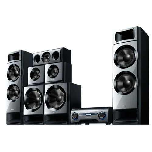 Home Theater Sony STR-K5SW...