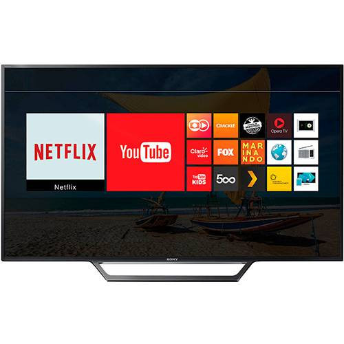 "TV Smart Led Sony 40"" Full..."