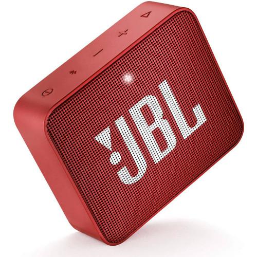 SPEAKER JBL GO2 VERMELHO...