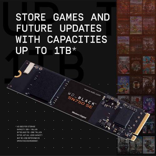 HD SSD M.2 NVME 1 TB WD...