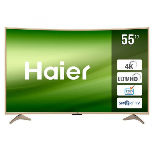 "TV Smart Led Haier 55""..."