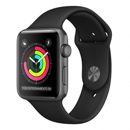 Apple Watch Series 3 38mm Sport GPS Gris Espacial MTF02LL/A - 1