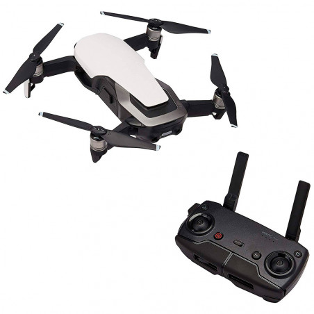 Drone DJI Mavic Air Fly More Combo Arctic Blanco - 1