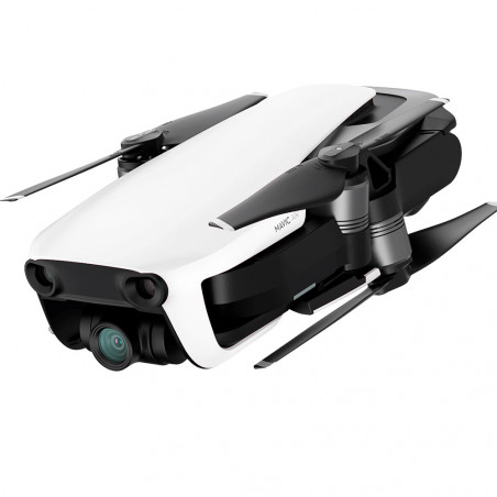 Drone DJI Mavic Air Fly More Combo Arctic Blanco - 4