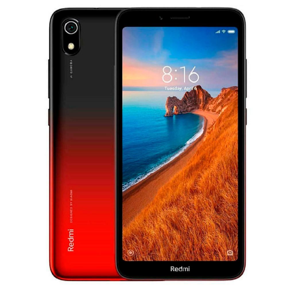 Smartphone Xiaomi Redmi 7A Duos 32GB Rojo XIA-REDMI7A-32GB - 1