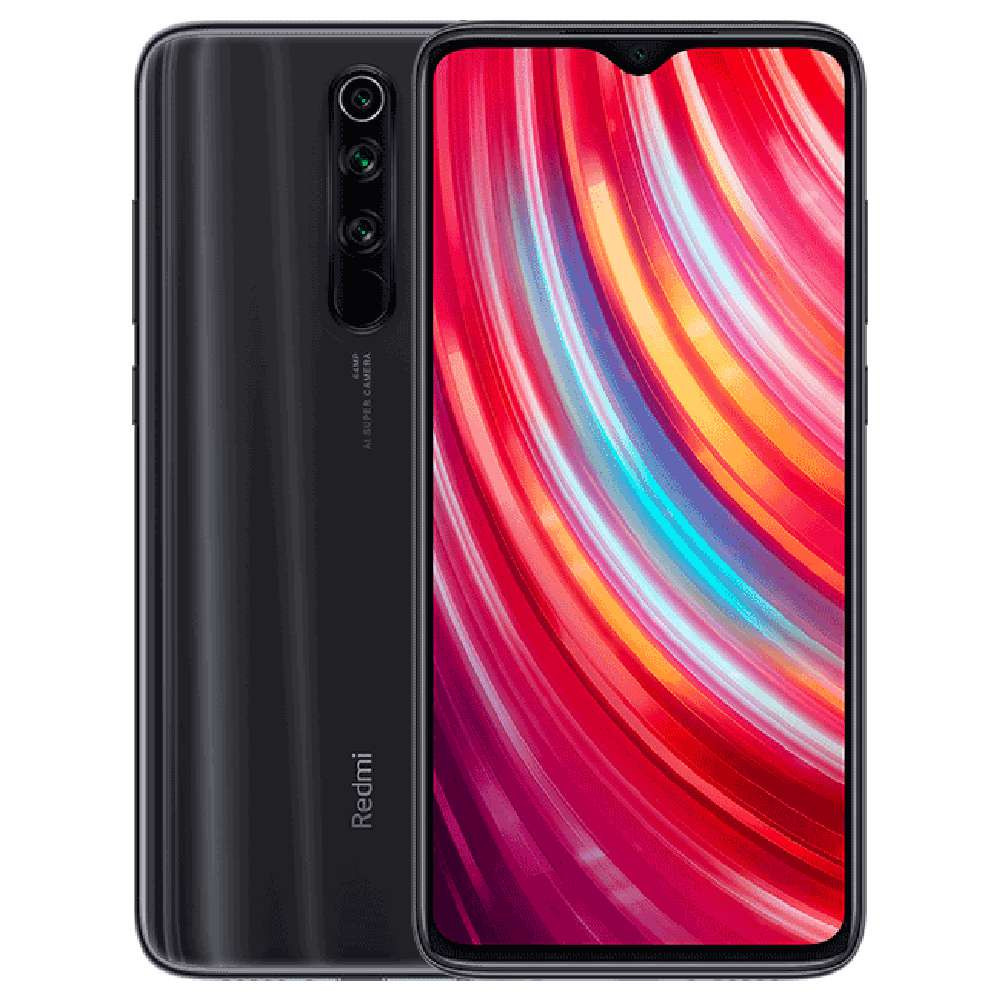 Smartphone Xiaomi Note 8 Pro 128GB Gris XIA-REDMINOTE8-128-G - 1