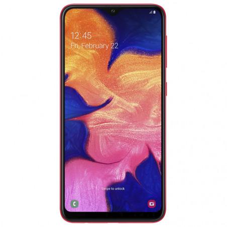 Smartphone Samsung Galaxy A10S Duos 32GB Rojo SM-A107MZRD - 1