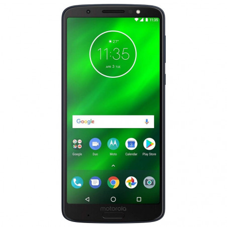 Smartphone Motorola G6 Duos 64GB Negro XT-1925-13 - 1