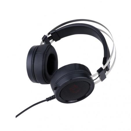Auricular Redragon Scylla H901 Gaming Stereo Headset Preto - 4