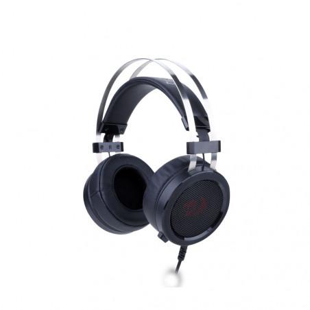 Auricular Redragon Scylla H901 Gaming Stereo Headset Preto - 5