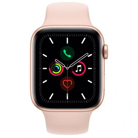 Apple Watch Series 5 44mm (GPS, Aluminio Dorado, Pulsera Sport Rosa Arena) MWVE2LL/A A2093 - 6