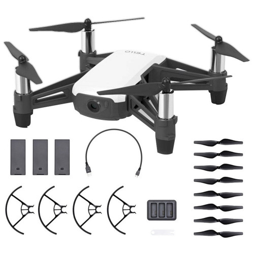Drone DJI Tello Boost Combo...