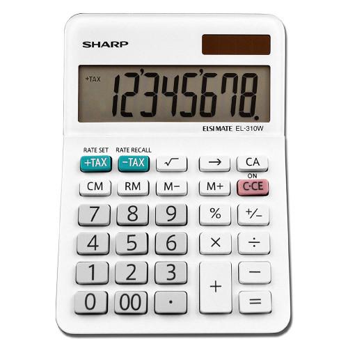 Calculadora Sharp EL-310WB...