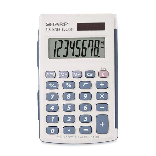 Calculadora Sharp EL-243SB...