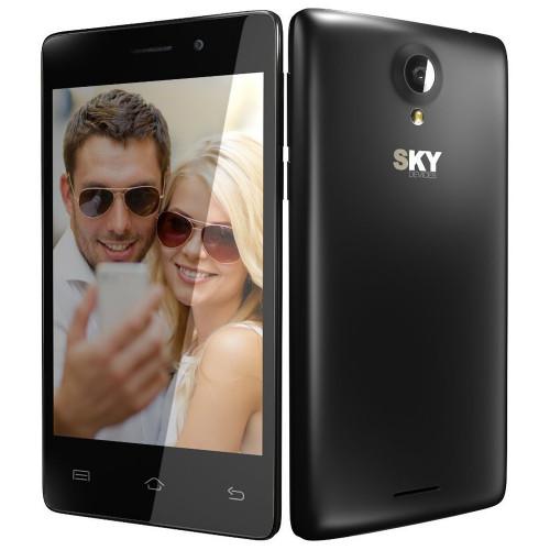 Smartphone Sky Divices Fuego 4.0 Preto 40DFBK19 - 1