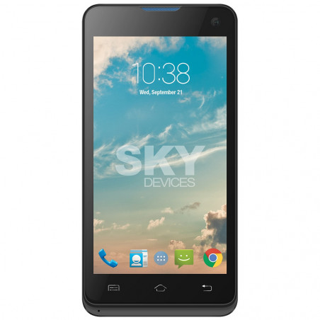 Smartphone Sky Divices 4.5D Negro Anatel 45DBK21 - 2