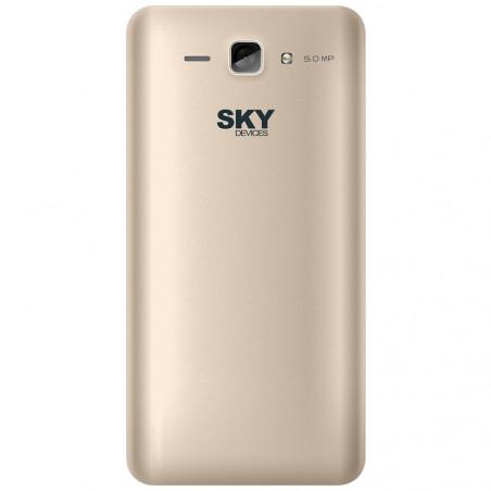Smartphone Sky Divices 4.5D Dorado Anatel 45DGD21 - 2