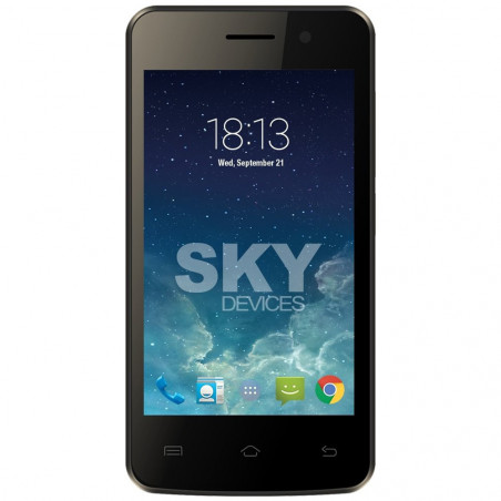 Smartphone Sky Divices 4.0D Blanco Anatel 40DWH21 - 1