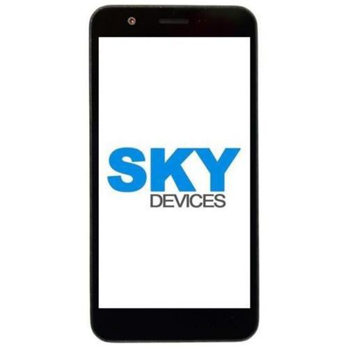 Smartphone Sky Devices Platinum 5.0+ Blanco 50PPWH21 - 1