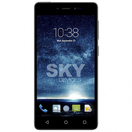 Smartphone Sky Devices Fuego 5.0+ Gris 4GB 50FPGY4G21 - 4
