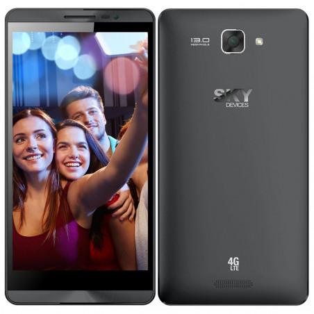 Smartphone Sky Devices Elite 5.5L 16GB Negro 55LBK17 - 3