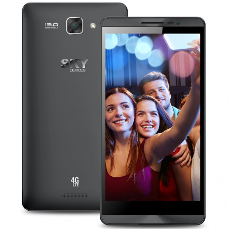 Smartphone Sky Devices Elite 5.5L 16GB Negro 55LBK17 - 4