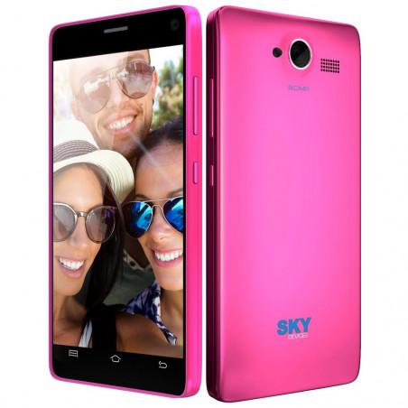 Smartphone Sky Devices 5.0W Rosa Anatel 50WPK21 - 2