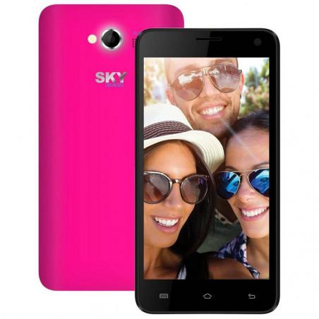 Smartphone Sky Devices 5.0W Rosa Anatel 50WPK21 - 3