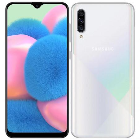 Smartphone Samsung Galaxy A30S Duos 64GB White SM-A307GZWK - 2