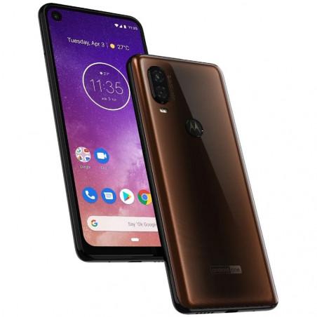 Smartphone Motorola Moto One Vision Duos 128GB Moka XT1970-1 - 4