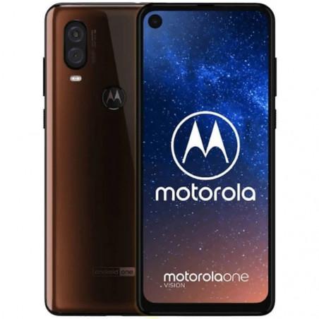Smartphone Motorola Moto One Vision Duos 128GB Moka XT1970-1 - 7