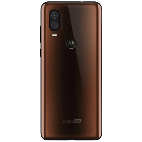 Smartphone Motorola Moto One Vision Duos 128GB Moka XT1970-1 - 2