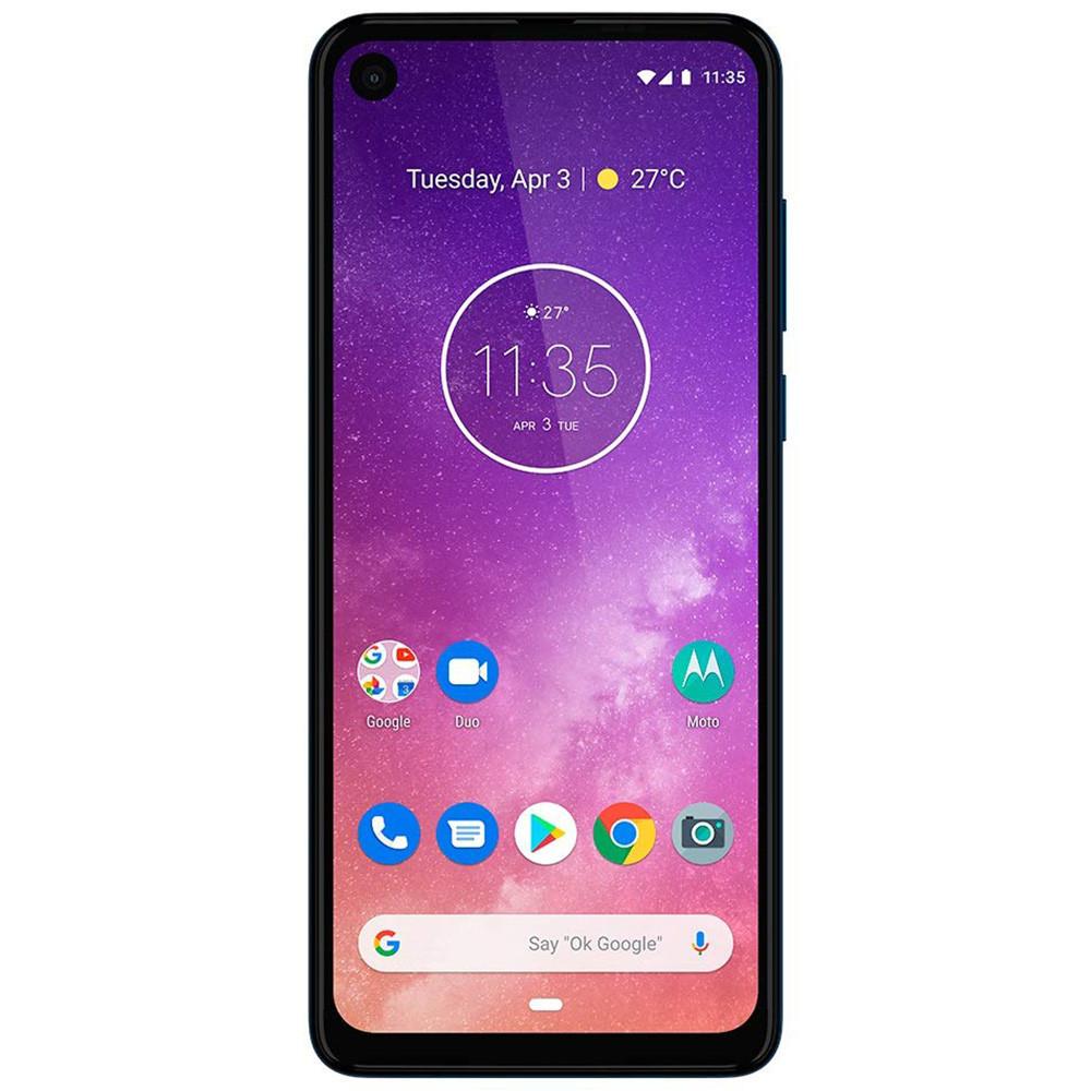 Smartphone Motorola Moto One Vision Duos 128GB Moka XT1970-1 - 1