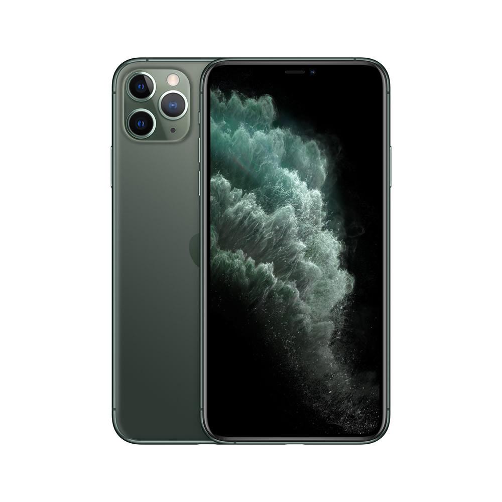 Apple iPhone 11 Pro Max 512GB Verde Media Noche MWHR2BZ/A A2218 - 1