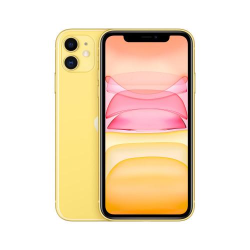 Apple iPhone 11 64GB Amarillo MWLW2BZ/A A2221 - 1