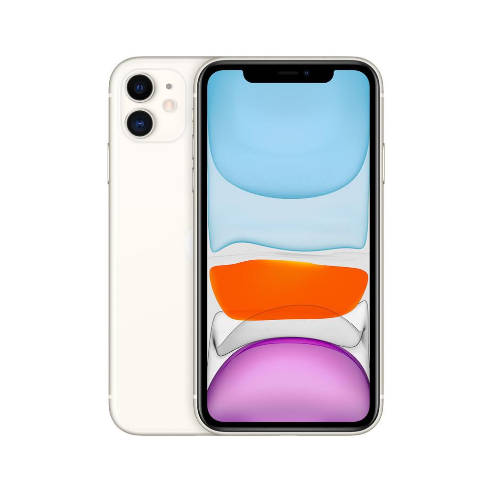 Apple iPhone 11 256GB Blanco MWM82BZ/A - 1