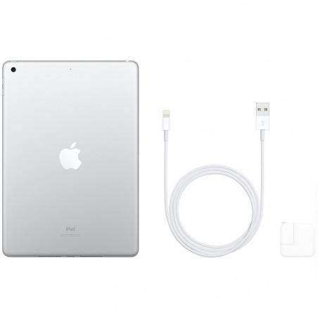 """Apple iPad 7 32GB (10.2"""", Wi-Fi, Plateado) MW752LZ/A - 4"""