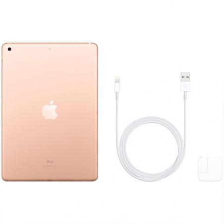 """Apple iPad 7 32GB (10.2"""", Wi-Fi, Dorado) MW762LZ/A - 2"""