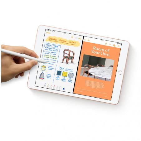 """Apple iPad 7 32GB (10.2"""", Wi-Fi, Dorado) MW762LZ/A - 4"""