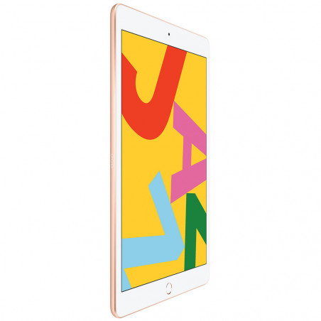 """Apple iPad 7 32GB (10.2"""", Wi-Fi, Dorado) MW762LZ/A - 6"""