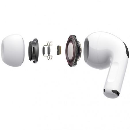 Apple AirPods Pro con Estuche de Carga Inalámbrico MWP22AM/A Blanco - 3