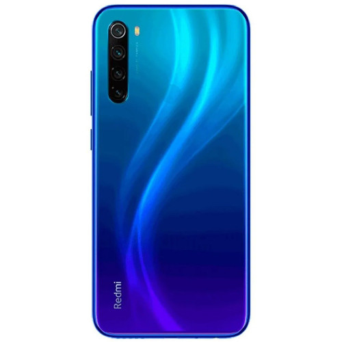 Smartphone Xiaomi Note 8 128GB Neptuno Azul XIA-REDMINOTE8-128-NB - 2