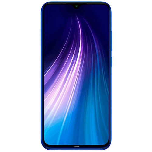 Smartphone Xiaomi Note 8 128GB Neptuno Azul XIA-REDMINOTE8-128-NB - 1