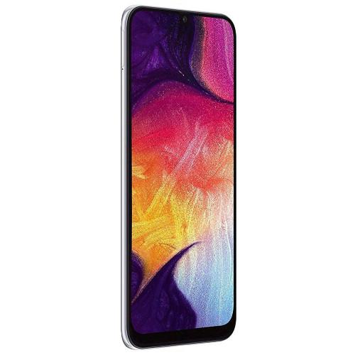 Smartphone Samsung Galaxy A50 Duos 64GB Branco SM-A505G - 2