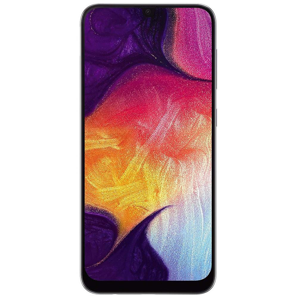 Smartphone Samsung Galaxy A50 Duos 64GB Branco SM-A505G - 1