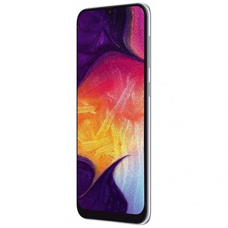 Smartphone Samsung Galaxy A50 Duos 64GB Branco SM-A505G - 7
