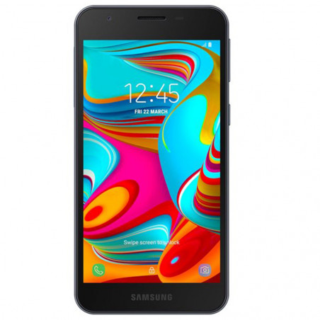 Smartphone Samsung Galaxy A2 Duos 16GB Nengro Cinza SM-A260G/DS - 1