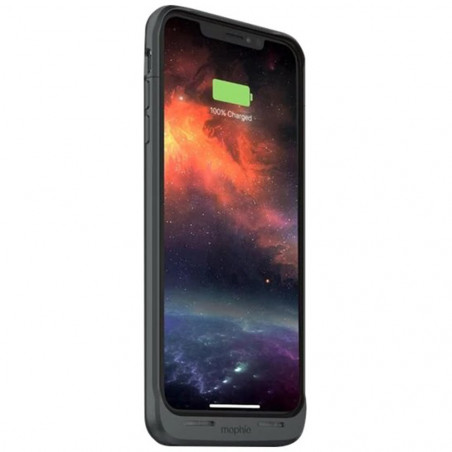 Capa e Cargador Wireless Mophie para Iphone XS Max Juice Pack Access Negro 401002411 - 1