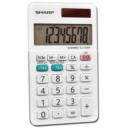 Calculadora Sharp 8-digit...
