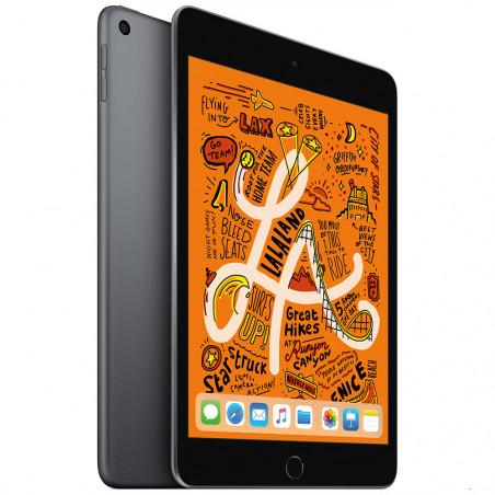 """Apple iPad Mini 5 64GB (7.9"""", Wi-Fi+4G, Cinza Espacial) MUX52LZ/A - 3"""
